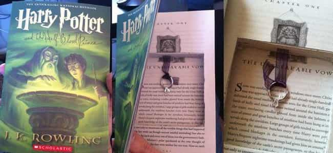 Proper Potter Proposal is listed (or ranked) 6 on the list 24 Amazingly Nerdy Proposals You Are Probably Going To Steal