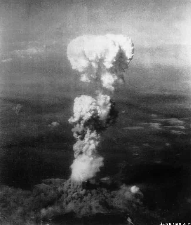 Then Came The Firestorm ... is listed (or ranked) 2 on the list What Happened Immediately After the Bombs Were Dropped on Japan