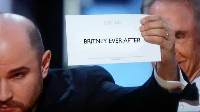 In Another Lifetime, May... is listed (or ranked) 4 on the list The Funniest Oscars Best Picture Envelope Photoshops
