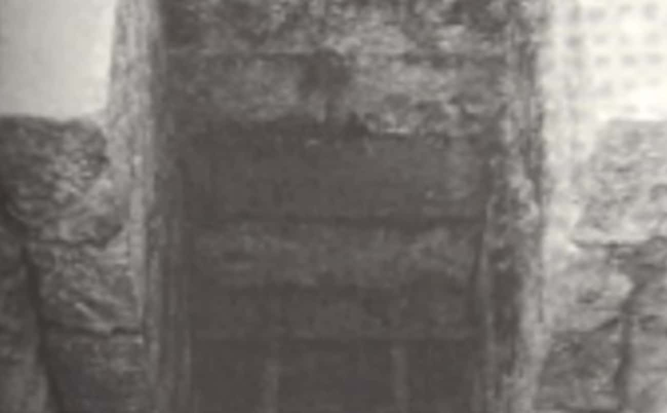 Monks Entombed Themselves Alive