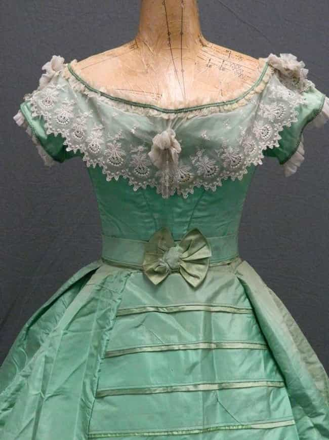 Arsenic Dresses is listed (or ranked) 2 on the list The 16 Dumbest Fashion Trends in History