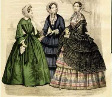 Arsenic Dresses is listed (or ranked) 2 on the list The 17 Dumbest Fashion Trends in History