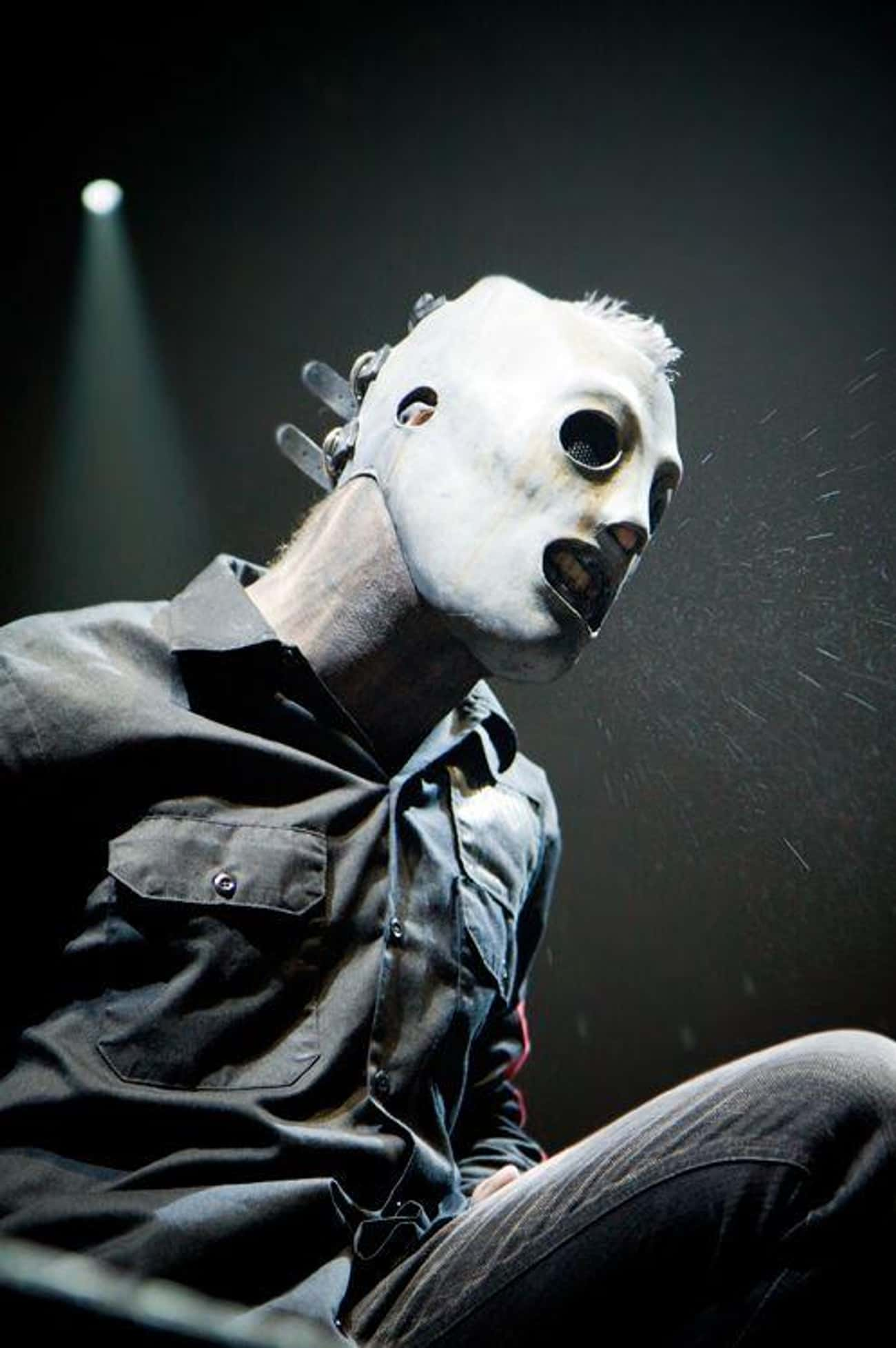 Vocalist Corey Taylor OD'd is listed (or ranked) 1 on the list The Most Metal Stories About The Members Of Slipknot
