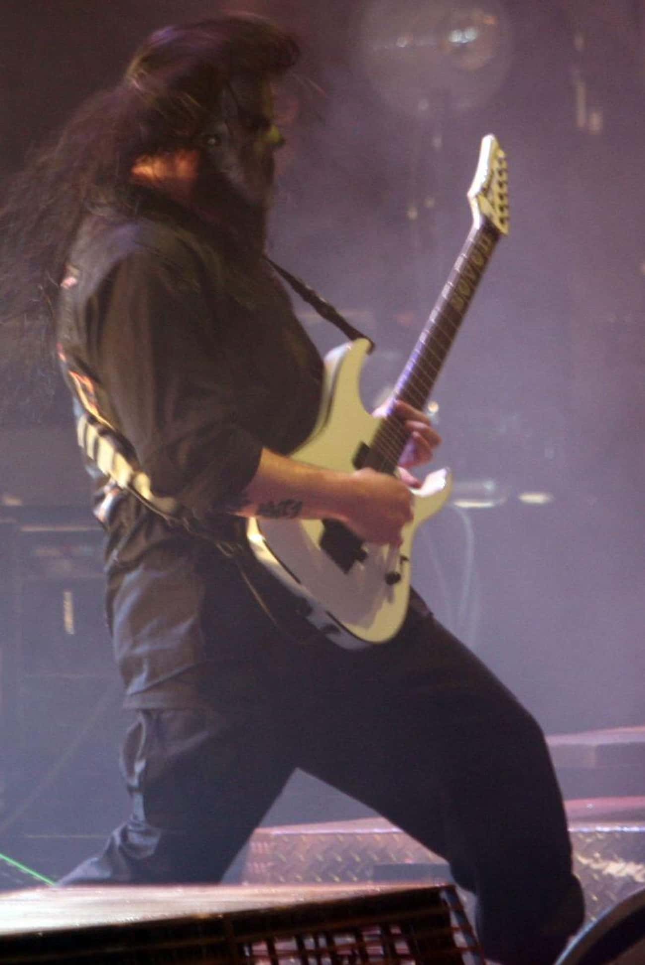 Guitarist Mick Thomson Had A P is listed (or ranked) 2 on the list The Most Metal Stories About The Members Of Slipknot