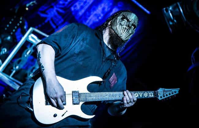 Guitarist Mick Thomson Had A P... is listed (or ranked) 2 on the list The Most Metal Stories About The Members of Slipknot