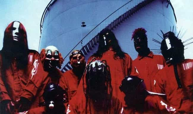 Before The Band Blew Up, Clown... is listed (or ranked) 3 on the list The Most Metal Stories About The Members of Slipknot