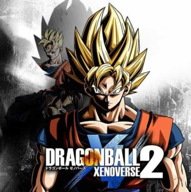 Dragon Ball Xenoverse 2 ... is listed (or ranked) 4 on the list The Best Nintendo Switch Fighting Games