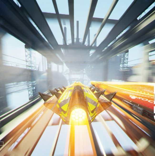 Fast RMX is listed (or ranked) 3 on the list The Best Nintendo Switch Racing Games