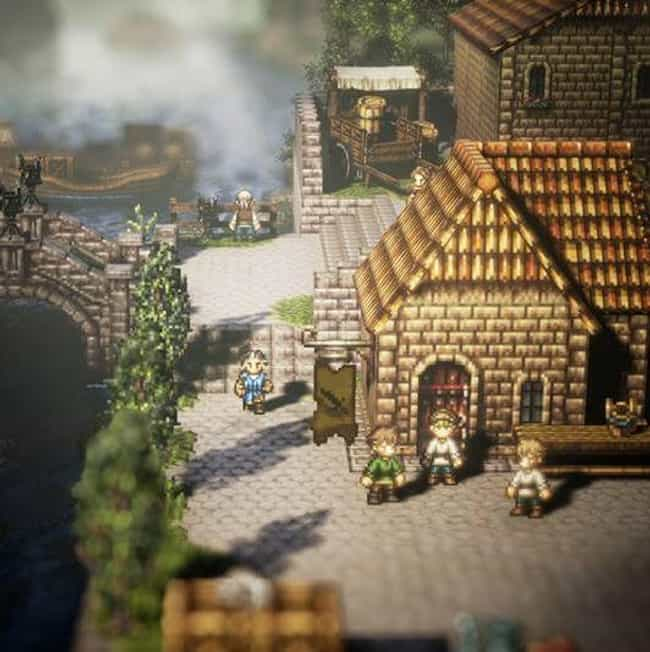 Project Octopath Travele... is listed (or ranked) 2 on the list The Best Nintendo Switch RPGs
