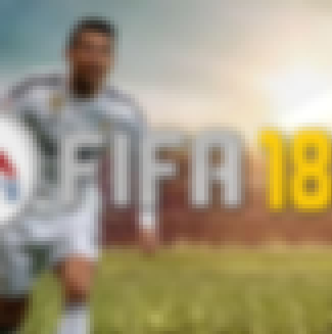 FIFA 18 is listed (or ranked) 3 on the list The Best Nintendo Switch Sports Games