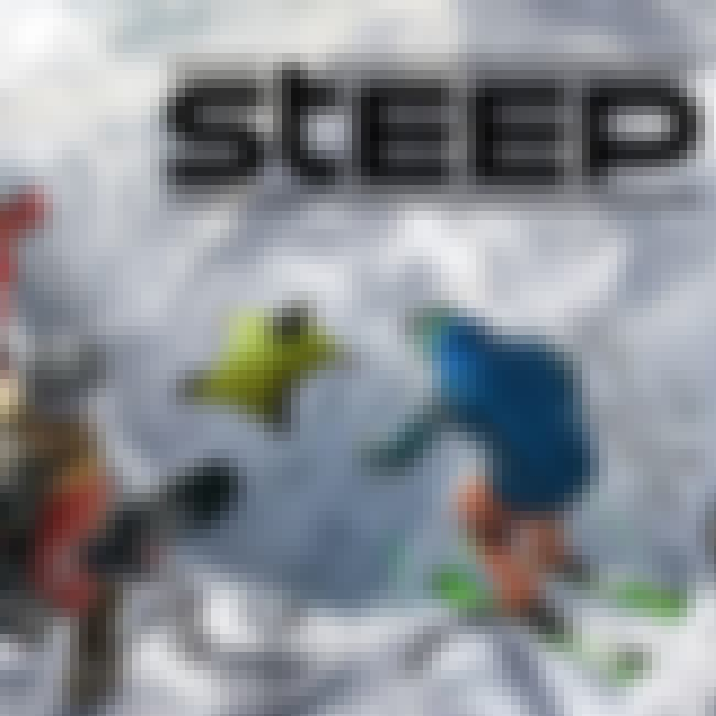 Steep is listed (or ranked) 3 on the list The Best Nintendo Switch Sports Games
