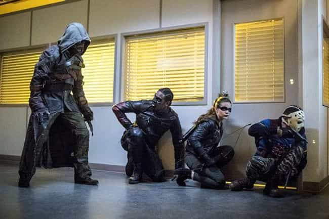 Can Someone Develop These Char... is listed (or ranked) 2 on the list 9 Reasons Arrow Is Going Seriously Downhill