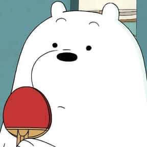 Ice Bear is listed (or ranked) 3 on the list The Best Fictional Polar Bears of All Time