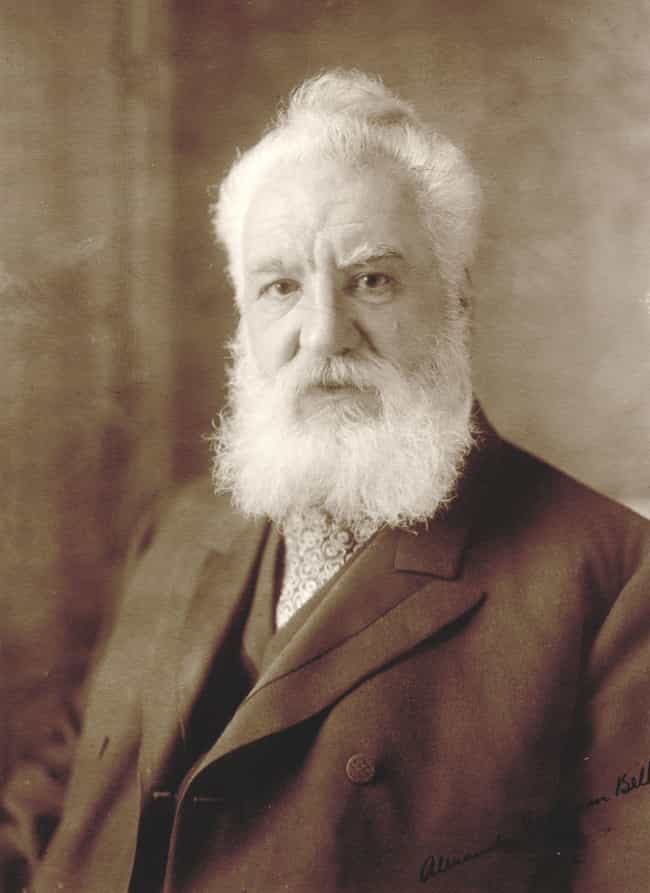 He Was President Of The Eugeni... is listed (or ranked) 4 on the list 10 Controversial Facts People Don't Know About Alexander Graham Bell