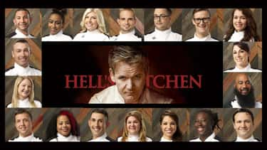 Hell's Kitchen - Season 14 is listed (or ranked) 2 on the list The Best Seasons of 'Hell's Kitchen'