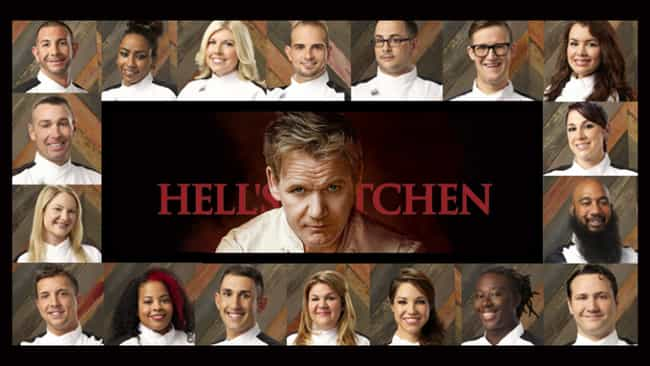 Hell's Kitchen - Season ... is listed (or ranked) 3 on the list The Best Seasons of 'Hell's Kitchen'