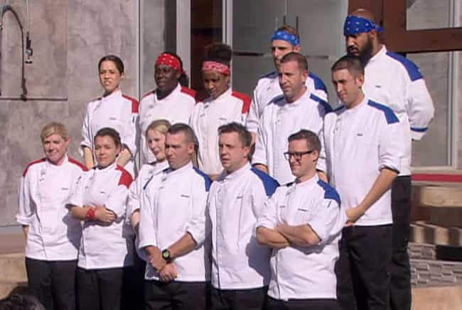 hells kitchen season 16 is listed or ranked 9 on the list the - Hells Kitchen Season 9