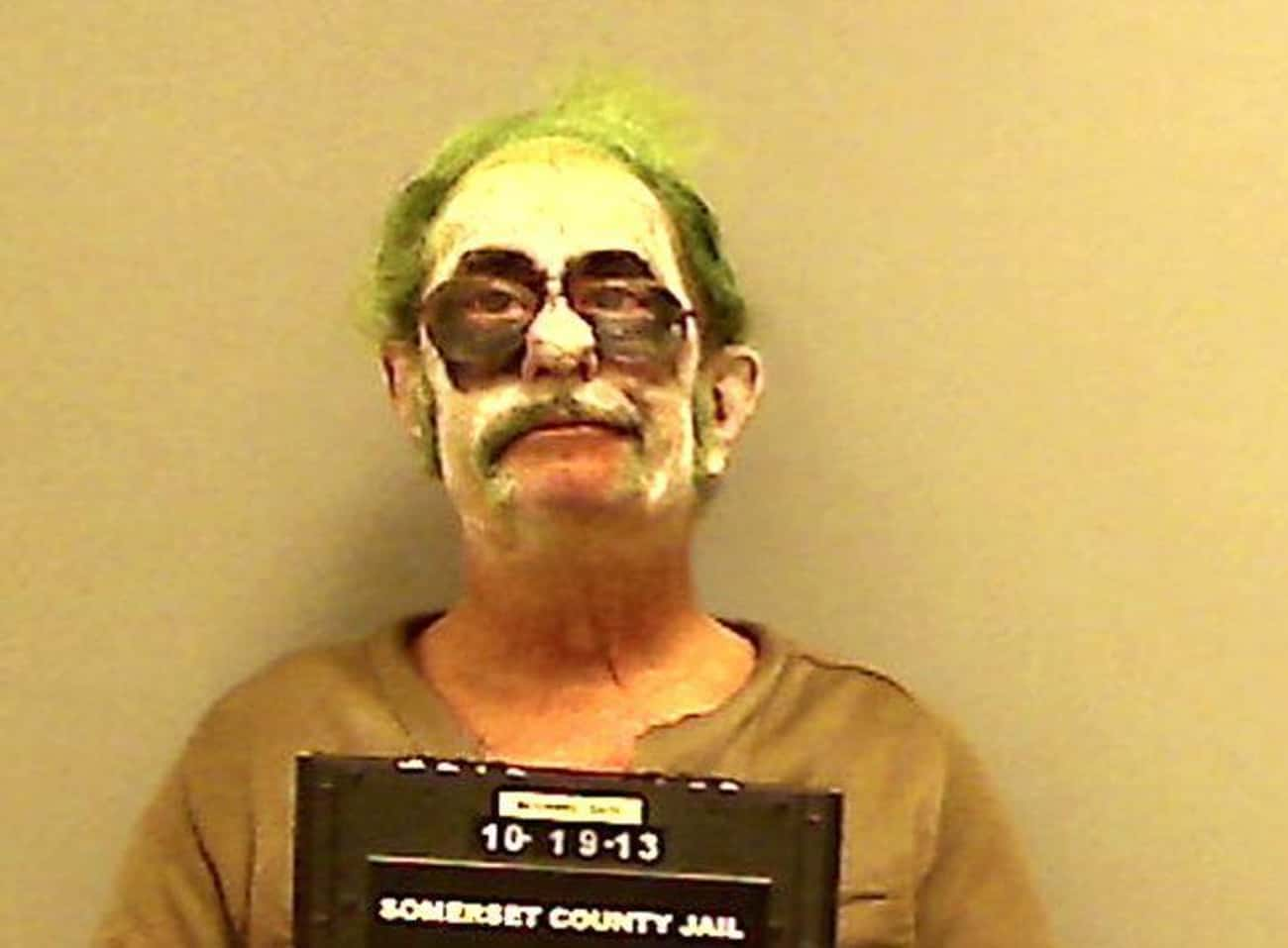 What Doesn't Kill You Make is listed (or ranked) 2 on the list 22 Face Paint Mugshots That Will Leave You Wondering What On Earth They Did