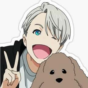 Viktor Nikiforov is listed (or ranked) 10 on the list The Best Anime Characters With Blue Eyes