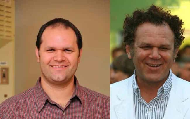 The Other John C. Reilly is listed (or ranked) 3 on the list 19 Teachers Who Might Be Famous People In Disguise