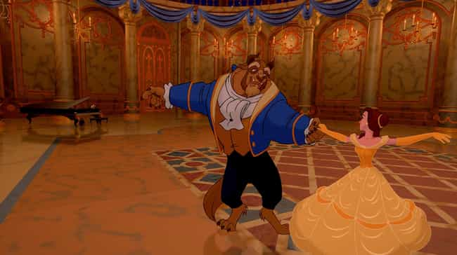 That Ballroom Scene Is Epic is listed (or ranked) 2 on the list 12 Reasons Beauty And The Beast Is Hands-Down The Best Disney Movie Ever Made