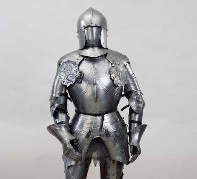 You Could Roast Alive Fr... is listed (or ranked) 1 on the list 7 Ways Medieval Knight Armor Was More Dangerous Than Just Wearing Nothing