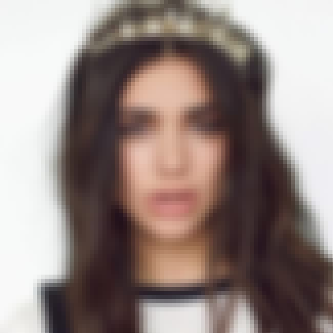 Dua Lipa is listed (or ranked) 1 on the list Hottest Albanian Women