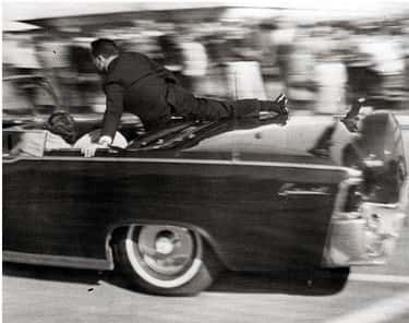 After The Shot, Jackie Kennedy is listed (or ranked) 1 on the list What Happened Immediately After JFK Was Assassinated?