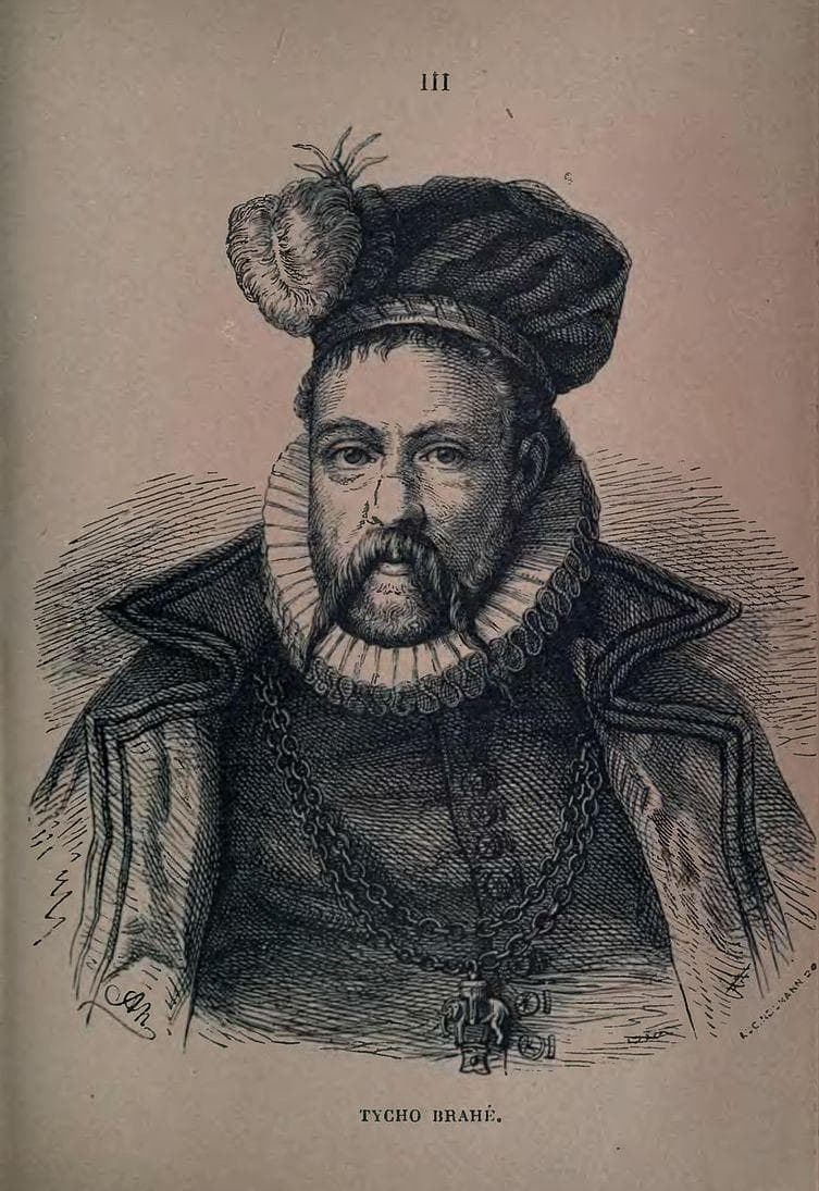 Random Facts About Tycho Brahe, Bizarre 16th Century Astronomer Who Owned A Psychic Dwarf Slave