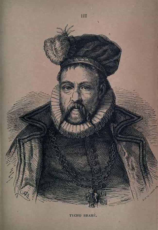 He Lost His Nose In A Duel Ove... is listed (or ranked) 1 on the list Tycho Brahe, The Bizarre 16th Century Astronomer Who Owned A Psychic Dwarf Slave