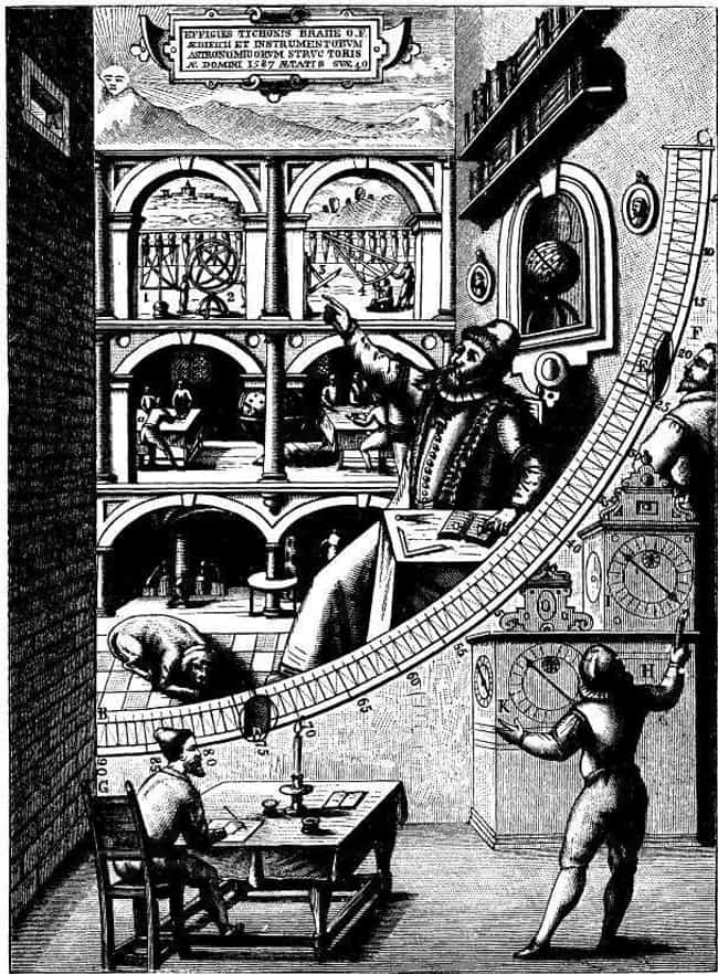 He Had A Psychic Jester is listed (or ranked) 3 on the list Tycho Brahe, The Bizarre 16th Century Astronomer Who Owned A Psychic Dwarf Slave
