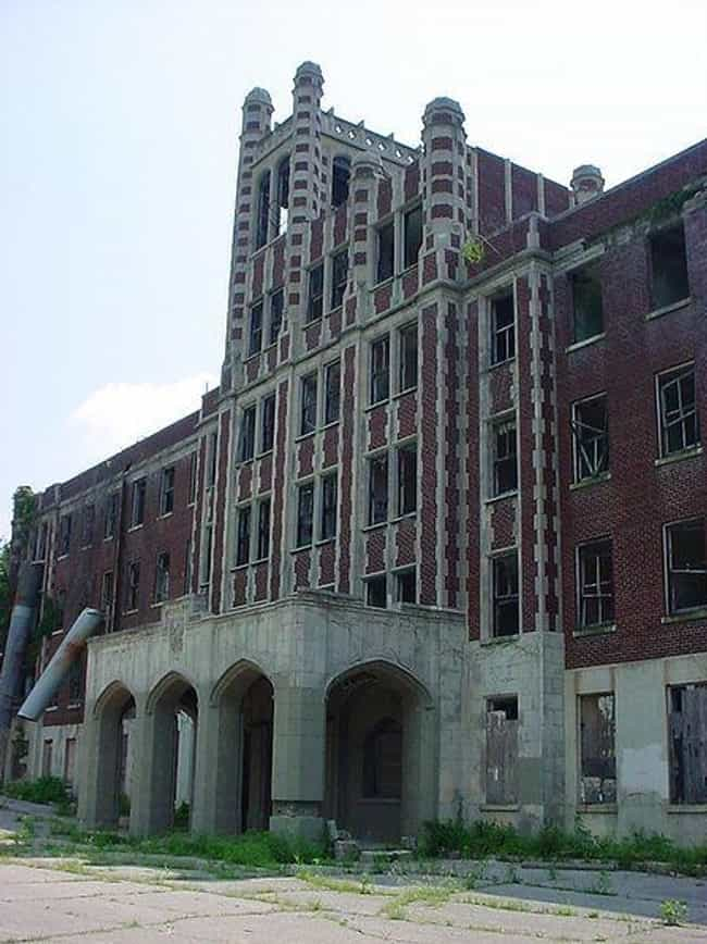 The Waverly Hills Sanato... is listed (or ranked) 1 on the list 14 Super Terrifying Haunted Asylums From Around The World