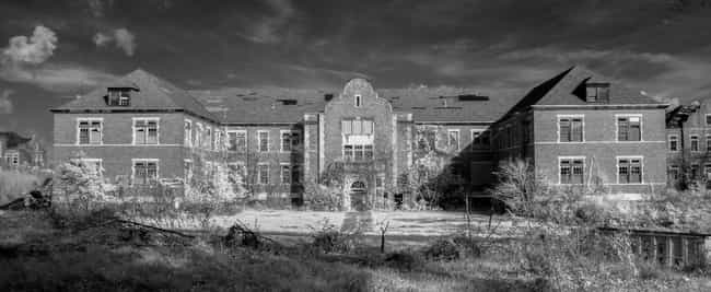 Pennhurst Asylum Is Home... is listed (or ranked) 2 on the list 14 Super Terrifying Haunted Asylums From Around The World