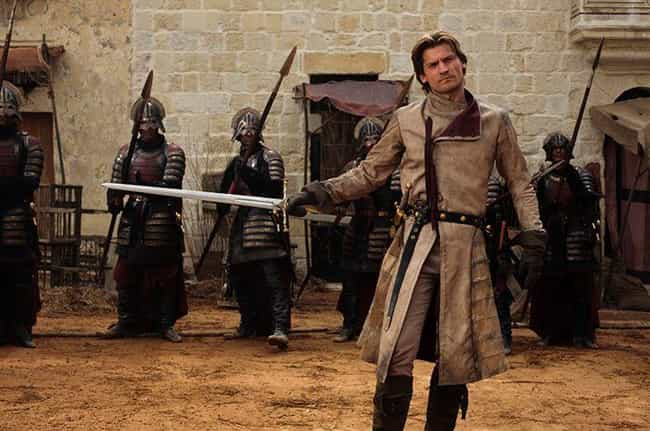 You'd Lose A Swordfight ... is listed (or ranked) 3 on the list 15 Reasons You'd Be Dead AF If You Lived In Westeros