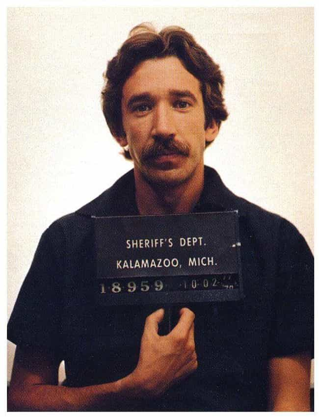 He Was Busted With Nearly A Po... is listed (or ranked) 2 on the list 10 Things You Didn't Know About Tim Allen's Incredibly Messed Up Past