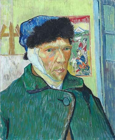 He Cut Off His Ear Lobe In An  is listed (or ranked) 1 on the list 15 Facts About The Tortured, Miserable Life of Vincent van Gogh