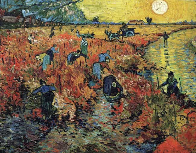 He Only Sold One Painting Duri... is listed (or ranked) 2 on the list 14 Facts About The Tortured, Miserable Life of Vincent van Gogh
