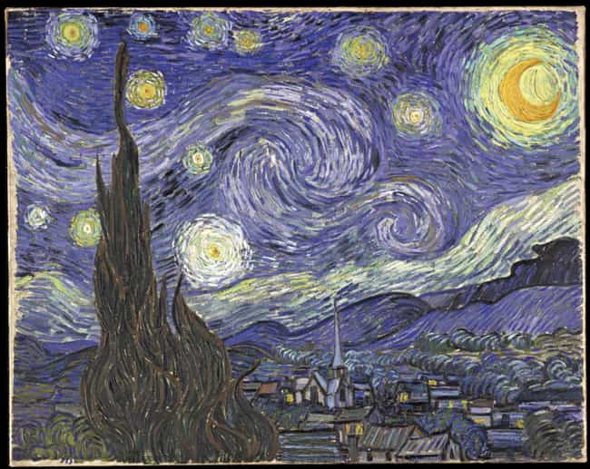 His Most Famous Work Was Paint... is listed (or ranked) 3 on the list 14 Facts About The Tortured, Miserable Life of Vincent van Gogh