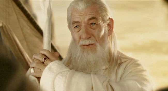 Gandalf's Ring is listed (or ranked) 1 on the list All The Powerful Weapons From Lord Of The Rings And What They Do