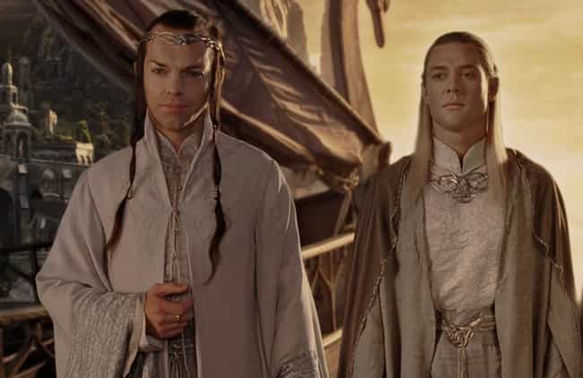 Elrond's Ring is listed (or ranked) 4 on the list All The Powerful Weapons From Lord Of The Rings And What They Do