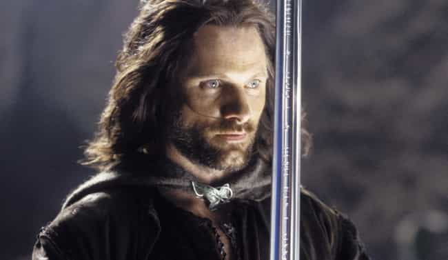 Aragorn's Sword is listed (or ranked) 2 on the list All The Powerful Weapons From Lord Of The Rings And What They Do