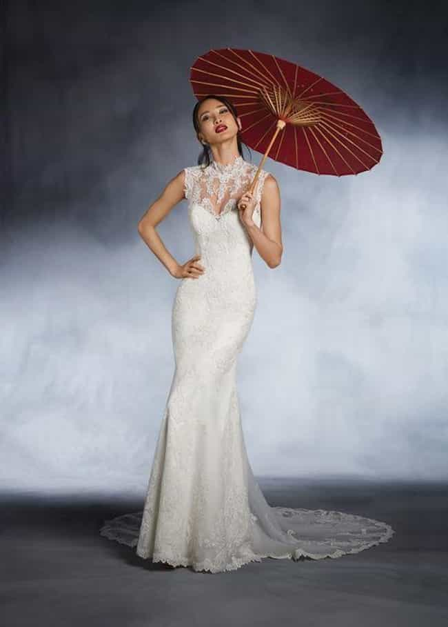 Mulan is listed (or ranked) 5 on the list 25 Gorgeous Wedding Dresses Inspired By Disney