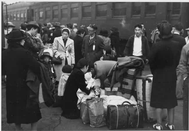 People Couldn't Bring Mu... is listed (or ranked) 4 on the list What Modern Americans Should Know About Japanese Internment In WWII