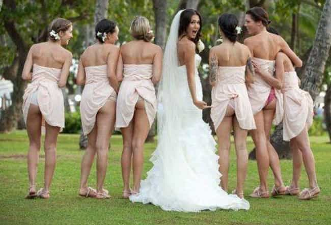 Bridesmaids 2 Is Listed Or Ranked 3 On The List Dirtiest Wedding
