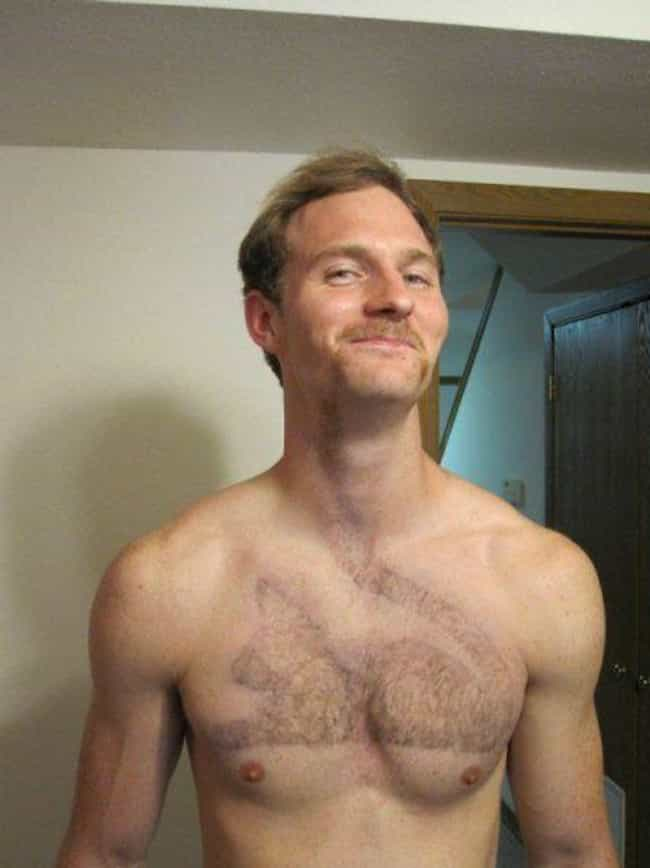 Meow You Doing? is listed (or ranked) 1 on the list 26 Gross Examples Of Body Hair Art That Are Just Not Okay
