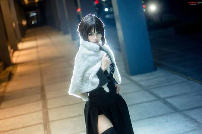 Fubuki is listed (or ranked) 4 on the list One-Punch Man Cosplay That Will Knock You Out