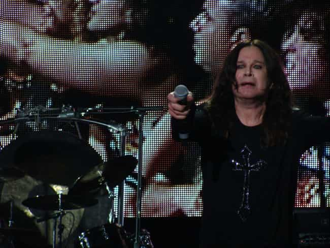His Nose Is Apparently I... is listed (or ranked) 1 on the list 15 Utterly Insane, True Facts About Ozzy Osbourne