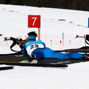 Biathlon is listed (or ranked) 15 on the list The Best Snow Sports to Play and Watch