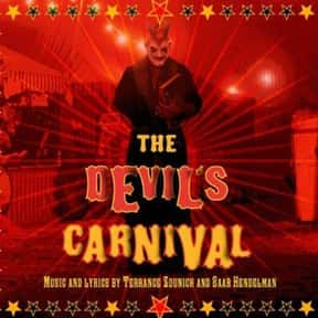 The Devil's Carnival is listed (or ranked) 15 on the list The Best Horror Movies About Carnivals and Amusement Parks