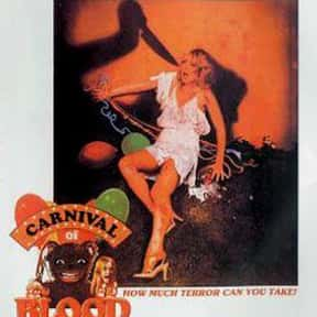 Carnival of Blood is listed (or ranked) 25 on the list The Best Horror Movies About Carnivals and Amusement Parks